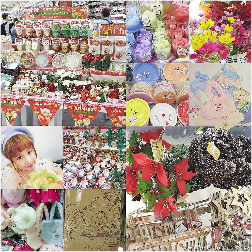 購物。大創更新聖誕節新品啦!!哪些好逛好買一次整理+日本大創冬季必掃貨商品分享!!